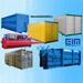 Стальные контейнеры
